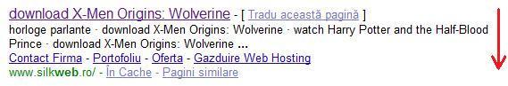 afisare-rezultate-google