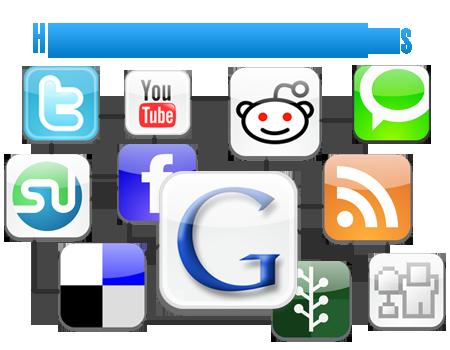 afaceri in retele sociale