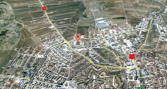 stadionul cetatea alba iulia